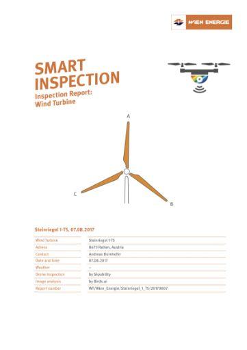 Beispielreport Windkraft Seite 1