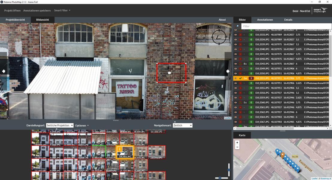 Photomap Asset Inspection