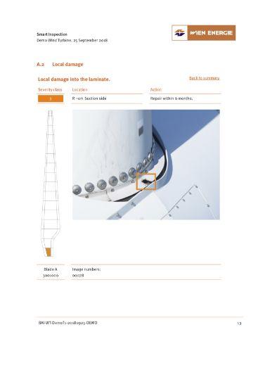 Beispielreport Windkraft Seite 2